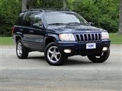 JEEP Sporting Utility Vehicle - SUV GRAND CHEROKEE